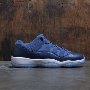 Air Jordan 11 Retro Low GS 'Blue Moon'